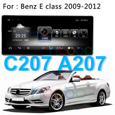 Android 7.1 Car GPS Navi WIFI For Mercedes Benz E Class W212 S212 C207 2009-2016
