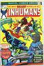 Inhumans #1 1975 1st Series Black Bolt Medusa Triton Karnak Gorgon MOVIE Coming!