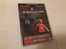 REDS AND BLUES THE BALLAD OF DIXIE AND KENNY DVD - UK RELEASE - REDS EDITION NEW