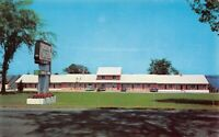 Morley's Motel btwn Ogdensburg & Morristown NY 3081B Allen Photography