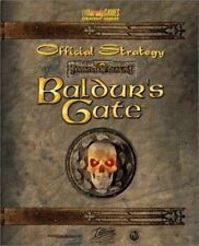 Baldur's Gate Official Strategy Guide (Bradygames Strategy Guides)