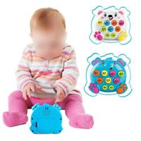 Electric Hit Hamster Whack a Mole Game Musical & Sparkling Toy for Random Lizzj