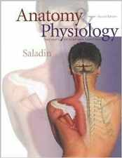 Anatomy and Physiology : The Unity of Form and Function by Kenneth Saladin...