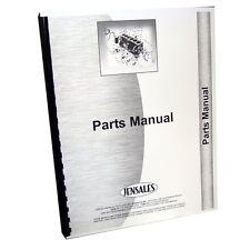 Caterpillar IT-28B Tool Carrier Parts Manual