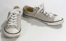 CONVERSE All Star Low Tops Shoes Sneakers Ladies Girls Women's Size 6 Light Gray
