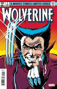 Wolverine #1 (Facsimile Edition / Miller / Limited Series / 1982 / NM)
