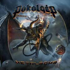 "Pokolgep ""Metalbomb"" CD [Legendary Heavy Power Speed Metal from Hungary]"