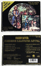 CREEDENCE CLEARWATER REVIVAL Green River .. USA 24 Karat Gold Disc CD
