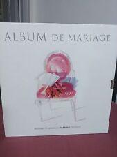 COFFRET : ALBUM DE MARIAGE + LIVRE D'OR - ÉD. OUI MAGAZINE / MANGO PRATIQUE