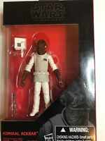 "Star Wars The Black Series Admiral Ackbar 3.75"" Exclusive Action Figure - New"