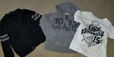 BOYS Carter's & did too sweater sweatshirt shirt  LOT SIZE 6