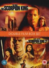 The Scorpion King/The Scorpion King 2 - Rise Of A Warrior [DVD][Region 2]