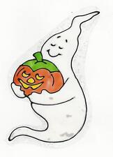 Gespenst mit Kürbis-Window Color Fensterbild-Herbst-Halloween-Kinderzimmer-Geist
