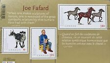 Canada #2523 Art Canada Joe Fafard Souvenir Sheet MNH