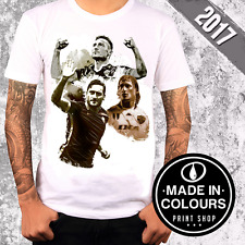 T-SHIRT FRANCESCO TOTTI STORIA UNICO 2017 - LIMITED EDITION -Made in Colours