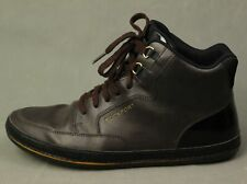 ROCKPORT Mens Dark Purple High Top Trainers / Casual Shoes - Size UK 10.5