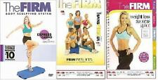 The Firm The Body Sculpting System: EXPRESS CARIO +FREE Health & Fitness Bonuses
