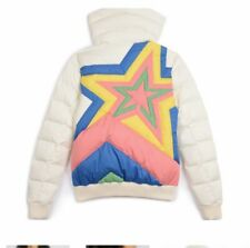 NWT Perfect Moment SUPER STAR Down Ski Jacket White Size L