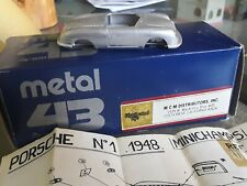 Minichamps AMR 1:43 1948 Porsche No.1 Kit Super Rare Signed