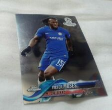 Topps Chrome Single UEFA Champions League Football Trading Cards & Stickers