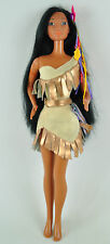 Pocahontas XXL Puppe 47cm Barbie Collectors World doll Disney Figur RAR 01-B-PO