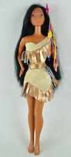 Pocahontas xxl poupée 47cm BARBIE Collectors world doll Disney personnage rar 01-b-po
