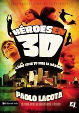 Heroes En 3D: Como Vivir Tu Vida Al Maximo (Paperback or Softback)