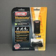 Genie Illuminator 2 Button Garage Opener Remote with LED Light & Lanyard * NEW *