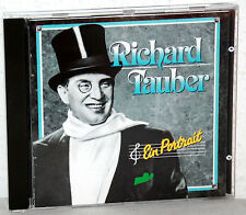 CD  RICHARD TAUBER - Ein Portrait