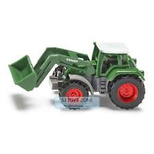 Siku Pretend Play Dicast Vehicles - Fendt Tractor with Front Loader