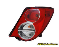TYC Right Side Tail Light Lamp Assembly for Chevrolet Chevy Sonic 2012-2014