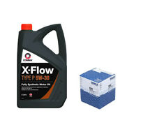 MAHLE OIL FILTER AND 5 LITRES OF COMMA OIL PLEASE SEND REG WITH ORDER