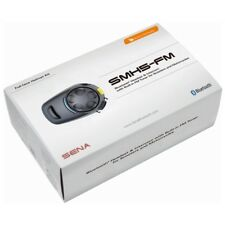 Sena SMH5-FM Dual Kit Sprechanlage Headset Bluetooth Interkom Doppelset