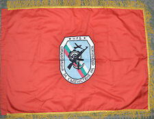 Bulgarian Military Silk Embroidery BANNER Battle FLAG of OSO