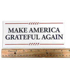 "Grateful Dead - Make America Grateful Again - Bumper Sticker 3½""X8½"""