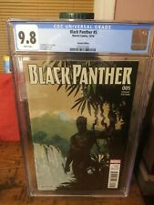 Black Panther 5 CGC 9.8 Esad Ribic Cover