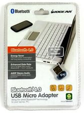 GBU521 IOGEAR Bluetooth 4.0 USB Micro Adapter, Supports A2DP stereo streaming