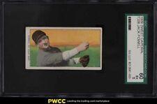 1909-11 T206 Jack Powell SGC 5 EX