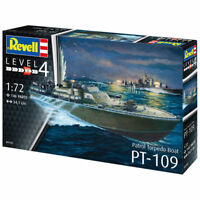 REVELL Patrol Torpedo Boat PT-109 1:72 Military Model Kit 05147