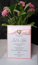 Luxury Wedding Invitations Complete with Envelopes
