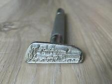 Vtg Rare Baron Tool 999 Train leather stamp discontinued