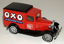 MATCHBOX  MODELS OF YESTERYEAR Y-22  1930 FORD 'A' OXO  1:40 W+