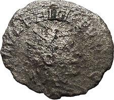 PHILIP II  Roman Caesar 247AD Silver Roman Coin Good Luck Cult Commerce  i32525