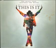 MICHAEL JACKSON This is It CD DIGIPACK  4 track BEAT IT Demo PLANET EARTH Poem