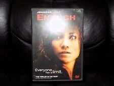 Enough (DVD, 2002) EUC FREE USA SHIPPING