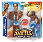 WWE Battle Pack 2 Pack Figures- Roman Reigns/Dean Ambrose/New Day/NWO & More-NEW