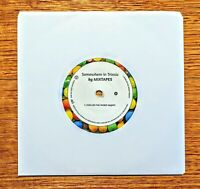 """30 sheets - White Paper Record Sleeves w/ Holes for 7"""" Records (45's)"""