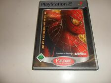 Playstation 2 PS 2 Spider-Man-The Movie 2 [Platinum]