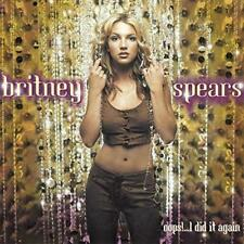 Britney Spears : Oops! I Did It Again Pop 1 Disc Cd