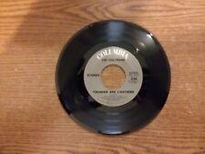 1972 MINT-EXC Chi Coltrane Thunder And Lightning  4-45640  45